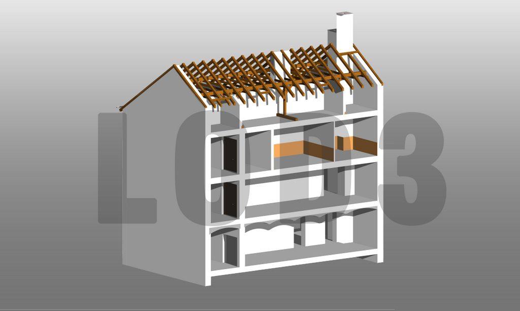 Building Information Modeling LOD3